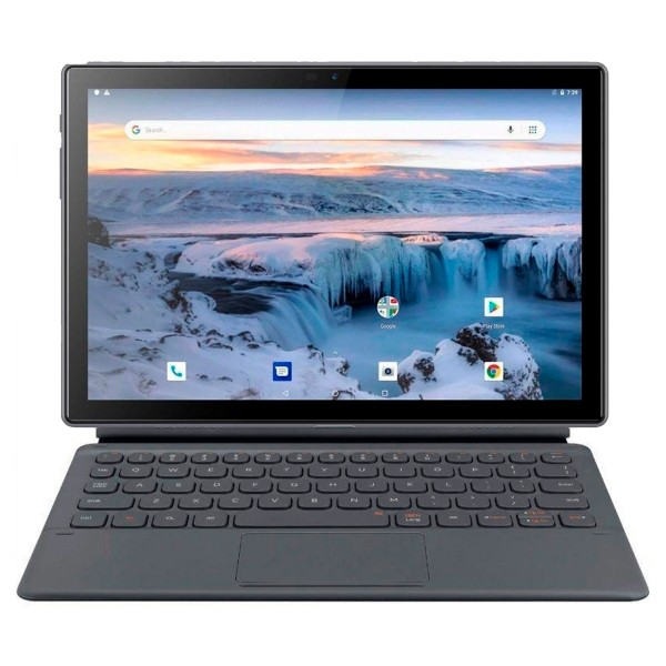 Innjoo voom tab gris tablet 4g wifi + teclado 10.1'' ips octacore 64gb 4gb ram cam 8mp selfies 2mp