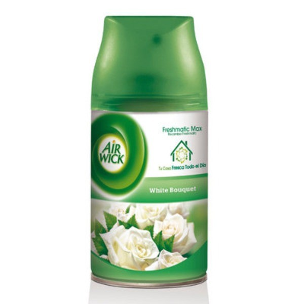 Air wick freshmatic recambio White Bouquet